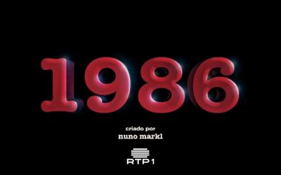 """O espectáculo """"1986"""" sobe ao palco do Altice Arena dia 17 de Maio"""