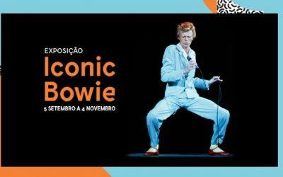 """DAVID FONSECA  – EXPOSIÇÃO DE FOTOGRAFIA """"ICONIC BOWIE"""" ABRE DIA 5 DE SETEMBRO"""