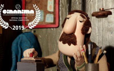 SÉRGIO GODINHO EMPRESTA A VOZ A FILME DE ANIMAÇÃO