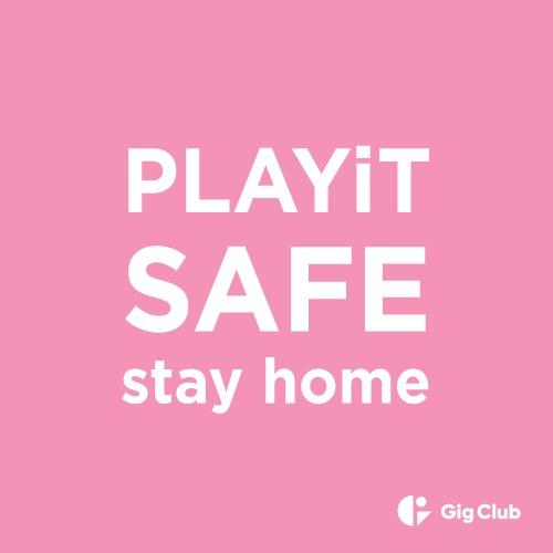 PLAY IT SAFE, STAY HOME – Best Youth, Lince, Joana Espadinha, Mila Dores e Samuel Úria associam-se à iniciativa