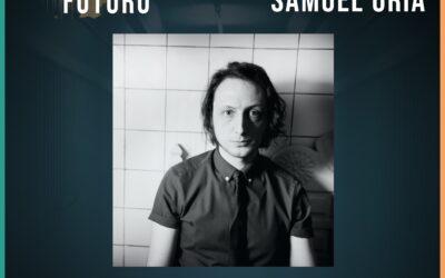 SAMUEL ÚRIA DE REGRESSO AO FUTURO NO CINEMA SÃO JORGE