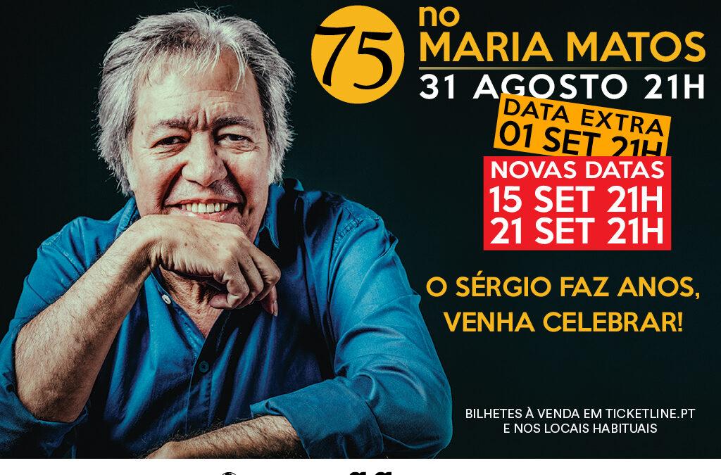 """""""75 NO MARIA MATOS""""… VEZES DOIS… E VEZES DOIS"""