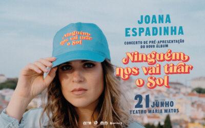 """JOANA ESPADINHA """"MAU FEITIO"""" SINGLE ANTECIPA PRÉ-LANÇAMENTO DO NOVO ÁLBUM"""